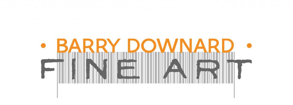 BARRY DOWNARD PFINE ART header