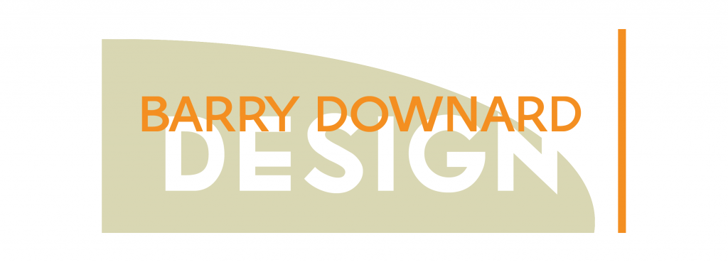 BARRY DOWNARD DESIGN header