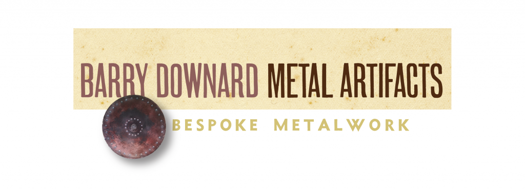 BARRY DOWNARD METAL ARTIFACTS header